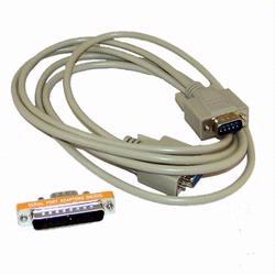Ohaus 80252571 RS232 Cable and Adapter, 80252042 Printer To Defender 5000 & 7000 With T71P, T51P