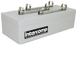 Intercomp Part 100857 Charger,External,120/220 V, for qty. 3x3 D-NiCad/NiMH for Intercomp CS750