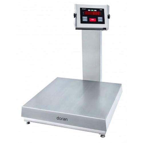 Doran APS43250/1824 Legal for Trade 18 X 24 Checkweighing Scale 250 x 0.05 lb