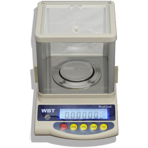 WeighSouth WBT-100 Laboratory Scales 100 lx 0.001 g