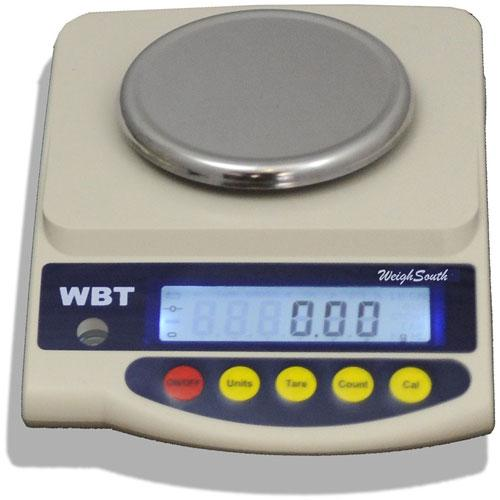 WeighSouth WBT-602  Laboratory Scales 600 lx 0.01 g