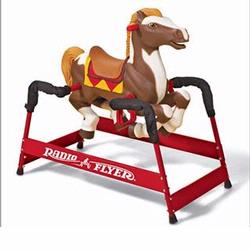 Radio Flyer 370 Champion Spring Horse