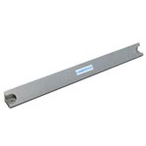 Cambridge BGSS660PT60 Stainless Steel Bumper Guard Single Sided for SS660-PT Series - 60 x 3.75