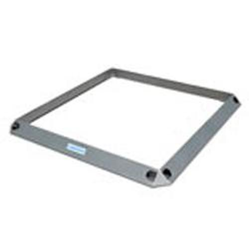 Cambridge BG660PT2424 Stainless Steel Bumper Guard Surround for SS660-PT Series - 24 x 24 x 3.75