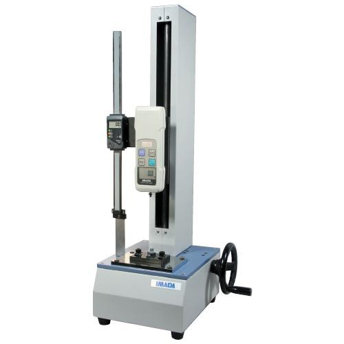 Imada HV-220-S Vertical Wheel Operated Manual Test Stand With Distance Meter