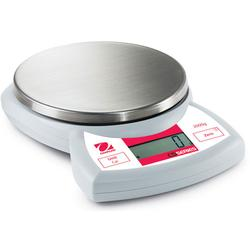Ohaus CS-2000 (72212664) Portable Digital Scales, 2000 g x 1 g
