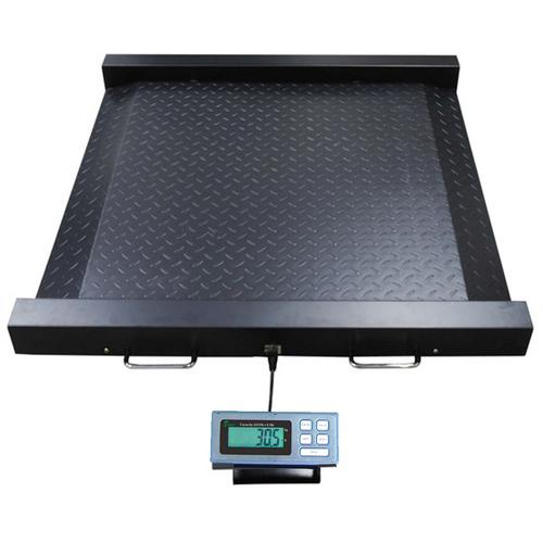 LW Measurements Tree LDS-2000 39.4 x 37 inch Drum Scale 2000 x 0.5 lb