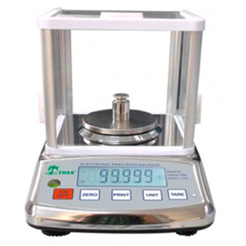 Tree HRB-S-1002 Basic Washdown Stainless Steel Lab Balance 1000 x 0.01 g