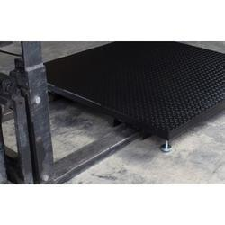 Pennsylvania Scale 59241-7 Forklift skids (channel)  for 6600 84 inch wide MS Models- Factory Installed