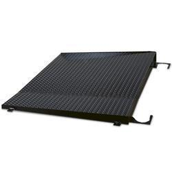 Pennsylvania Scale 6600-RAMP-48x48x4 Mild Steel Ramp 48 x 48 x 4 inch for 6600 for 20k