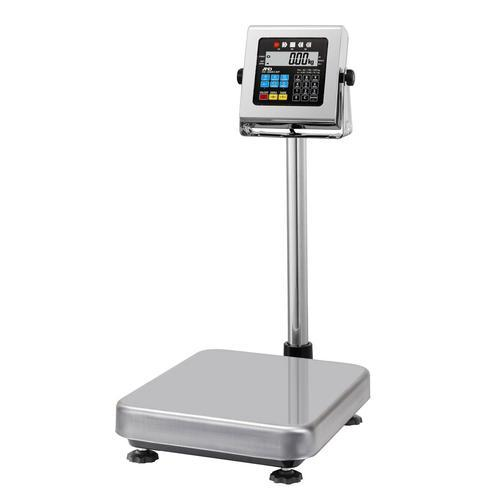 AND Weighing HW-100KCWP Waterproof Platform Scale - 200lb x 0.02lb
