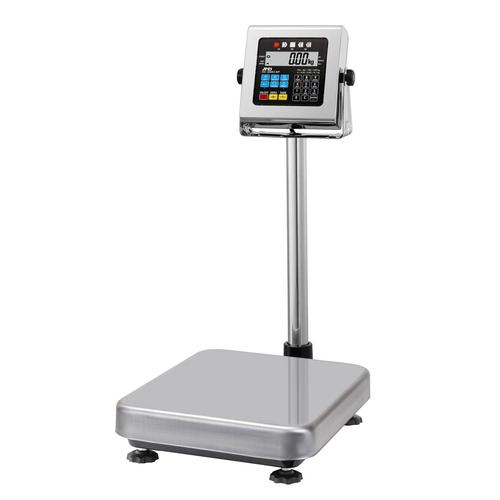 AND Weighing HW-60KCWP Waterproof Platform Scale - 150lb x 0.01lb