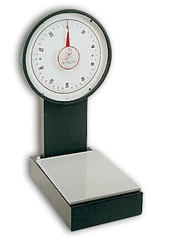 Detecto Detecto 1100 Series Bench Dial Scales - Legal for Trade
