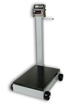 Detecto 5852-F204 & 8852-F204 Digital Portable Platform Scales - Legal for Trade