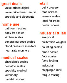 Itin Scale Company - Scales and Weighing Equipment with the Lowest Prices GUARANTEED
