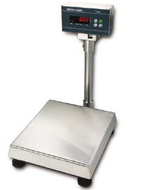 Mettler Toledo® XPress® Standard Bench Scales with Stainless Steel Base