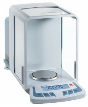 Ohaus Discovery Analytical Balances